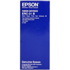 Epson ERC-31 Black Ribbon Cartridge