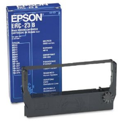 Epson ERC-23 Black Ribbon Cartridge