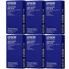 Epson ERC-32 Black Ribbon Cartridges