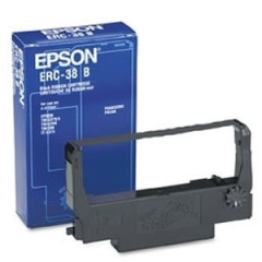 Epson ERC-38 Black Ribbon Cartridge