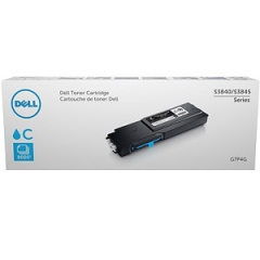 Dell G7P4G Cyan Toner Cartridge