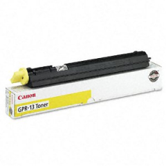 Canon GPR-13 Yellow Toner Cartridge