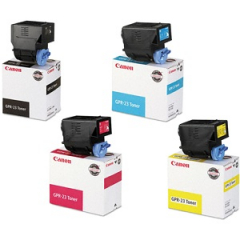 Canon GPR-23 Toner Cartridge Set
