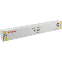 Canon GPR-26 Yellow Toner Cartridge