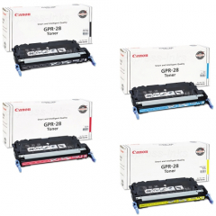 Canon GPR-28 Toner Cartridge Set