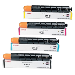 Canon GPR-31 Toner Cartridge Set