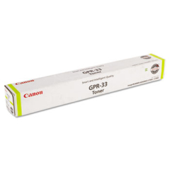 Canon GPR-33 Yellow Toner Cartridge