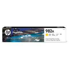 HP T0B25A Yellow Ink Cartridge