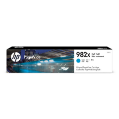 HP T0B27A Cyan Ink Cartridge