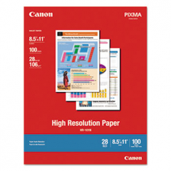 Canon 1033A011 High Resolution Paper