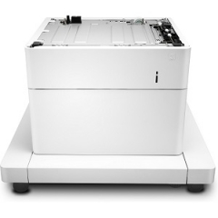 HP J8J91A Paper Tray and Cabinet