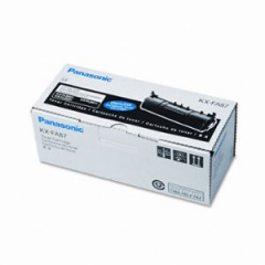 Panasonic KX-FA87 Black Toner Cartridge