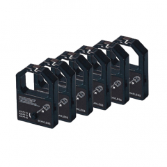 Compatible Panasonic KX-P110i Printer Ribbon 6-Pack