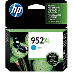 HP L0S61AN Cyan Ink Cartridge