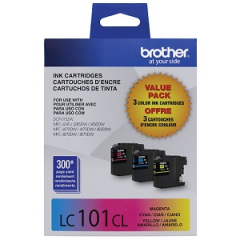 Brother LC1013PKS Value Pack