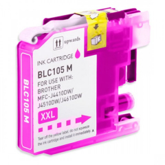 Compatible Brother LC105M Magenta Ink Cartridge