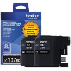 Brother LC1072PKS Value Pack