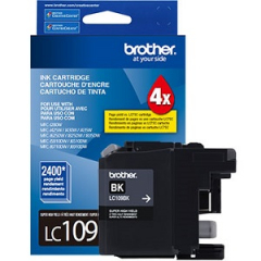 Brother LC109BK Black Ink Cartridge