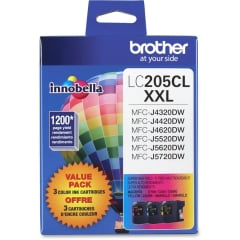 Brother LC2053PKS Value Pack
