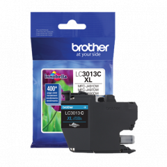 Brother LC3013C Cyan Ink Cartridge