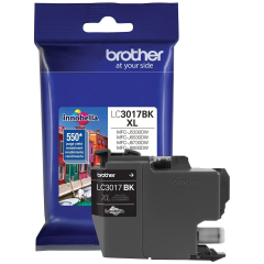 Brother LC3017BK Black Ink Cartridge
