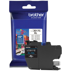 Brother LC3017C Cyan Ink Cartridge
