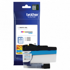 Brother LC3037C Cyan Ink Cartridge