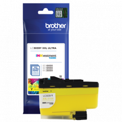 Brother LC3039Y Yellow Ink Cartridge