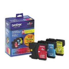 Brother LC653PKS Color Ink Cartridge Multipack