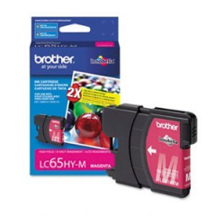 Brother LC65HYM Magenta Ink Cartridge