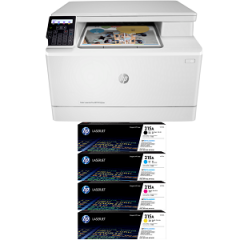 HP Color LaserJet M182nw Toner Bundle