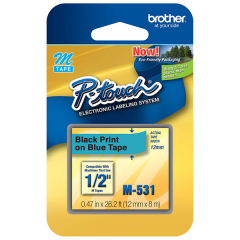 Brother M531 Tape