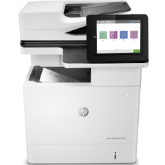 HP LaserJet Enterprise M633fh