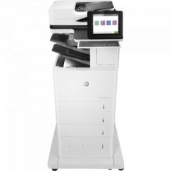 HP LaserJet Enterprise Flow M635z