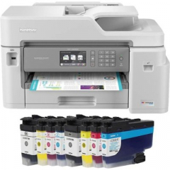 Brother MFC-J5845DW XL Extended Print INKvestment Tank Color Inkjet
