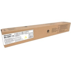 Sharp MX60NTYA Yellow Toner Cartridge