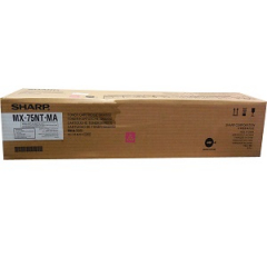 Sharp MX75NTMA Magenta Toner Cartridge