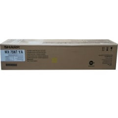 Sharp MX75NTYA Yellow Toner Cartridge
