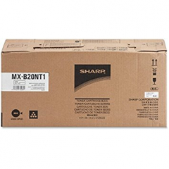 Sharp MX-B20NT1 Black Toner Cartridge