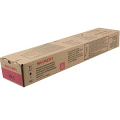 Sharp MX-C40NTM Magenta Toner Cartridge