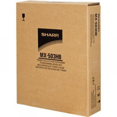 Sharp MX503HB Toner Collection Container