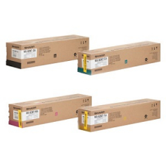 Sharp MX62NT Toner Cartridge Set
