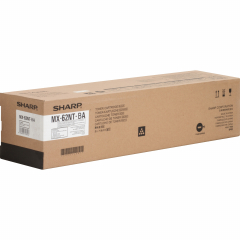 Sharp MX62NTBA Black Toner Cartridge