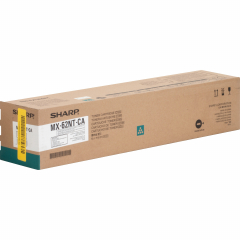 Sharp MX62NTCA Cyan Toner Cartridge