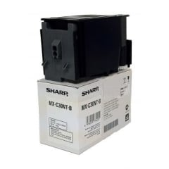 Sharp MXC30NTB Black Toner Cartridge
