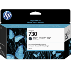HP P2V65A Matte Black Ink Cartridge