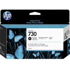 HP P2V67A Photo Black Ink Cartridge