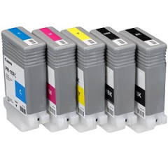 Canon PFI-007 Ink Tank Set