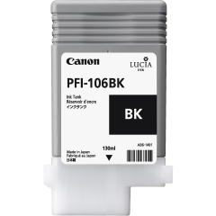 Canon PFI-106BK Black Ink Tank