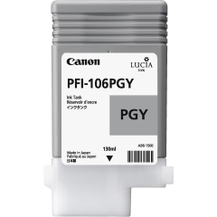 Canon PFI-106PGY Photo Gray Ink Tank
